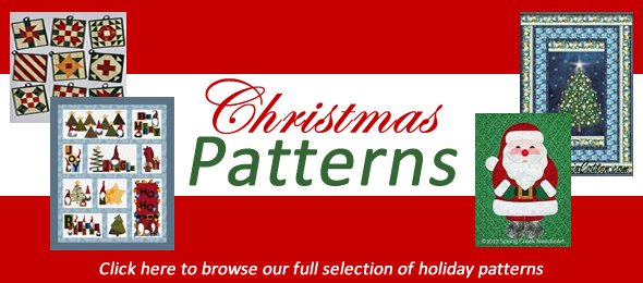 Shop our holiday patterns
