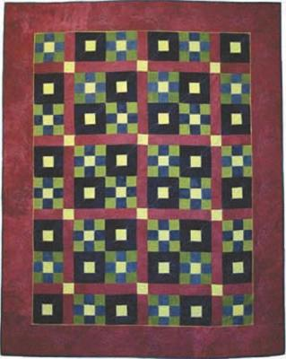 Irish Jig Quilt Pattern AA-08