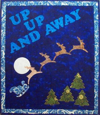 Up, Up and Away Quilt Pattern AV-117