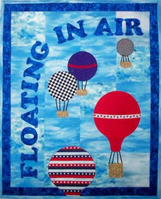 Floating in Air Quilt Pattern AV-118