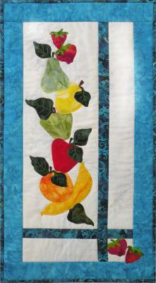 Batik Fruit Stack Pattern BS2-283