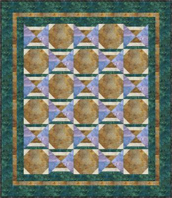 Beach Fun Quilt Pattern BS2-304