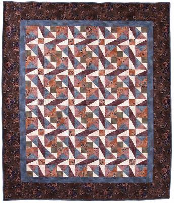 Antique Star Quilt Pattern CMQ-101