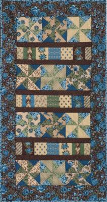 Windy Windmill Quilt Pattern CMQ-115