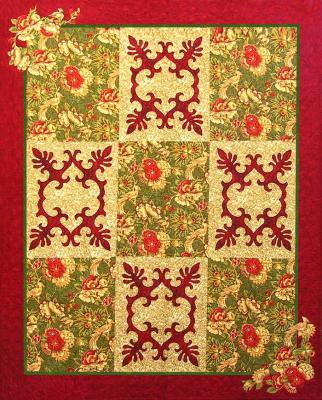 Simply Medallions Quilt Pattern GTD-106