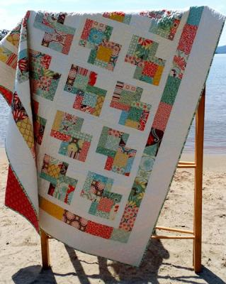 Danish Delights Quilt Pattern LLD-009