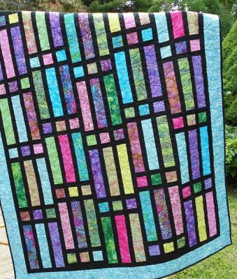 Gateway to Paradise Quilt Pattern LLD-039