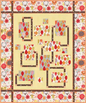 On Parade Quilt Pattern LOB-107