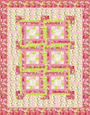 Twixt N Tween Quilt Pattern LOB-131