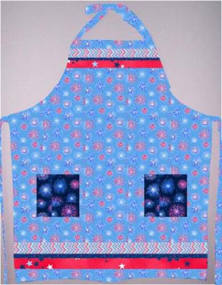 Super Simple Apron Pattern NDD-115