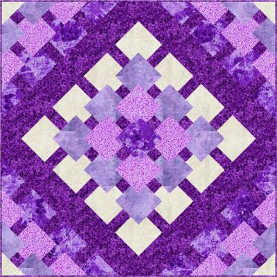 Foreshadowing Quilt Pattern QN-001