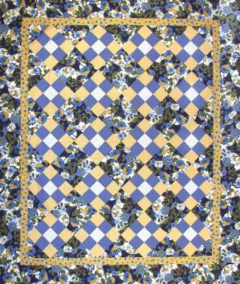 Irish Reel Quilt Pattern - Straight to the Point Series QW-07
