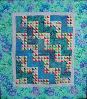 River of Dreams Quilt Pattern SE-101