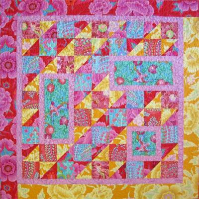 Song of Summer Quilt Pattern SM-114