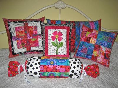 Just for Fun Pillow Pattern SM-126