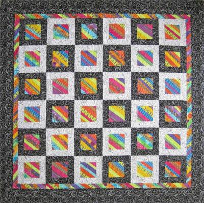 All Boxed In Quilt Pattern SM-127
