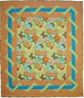 Dancing Around Quilt Pattern AA-21