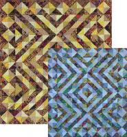 Amish Jazz Quilt Pattern AA-23