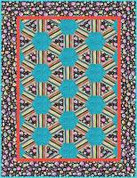 Sticks and Stones Quilt Pattern AA-26