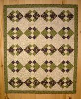 Mirror Image Quilt Pattern ABL-1201