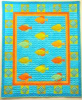Gone Fish'n Quilt Pattern ABL-304
