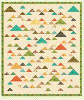 Mountain Retreat Quilt Pattern AEQ-37