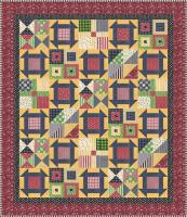 Field of Dreams Quilt Pattern AEQ-48a