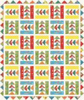 Picnic in the Park Quilt Pattern AEQ-50