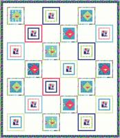 By the Sea Quilt Pattern AEQ-60