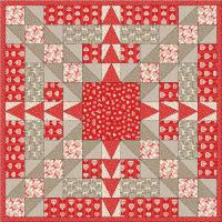 Criss-Cross Celebration Quilt Pattern AV-147