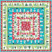 Snow Days are the Best Quilt Pattern AV-167