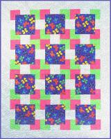Mahjongg Quilt Pattern AW-11
