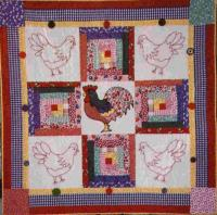 King of the Roost Pattern BAD-069