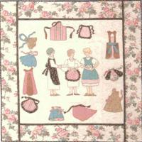 The Apron Brigade Pattern BAD-095
