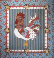 Rooster Reveille Pattern BAD-100