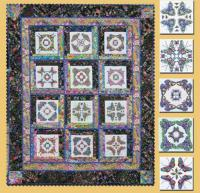 Butterfly Ballet Quilt Pattern BCC-046