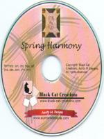 Spring Harmony CD Pattern  BCC-070