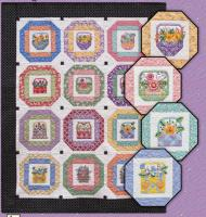 Miss Birdie's Baskets Quilt Pattern  BCC-190