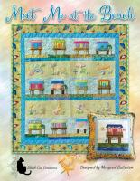 Meet Me at the Beach Quilt Pattern BCC-251