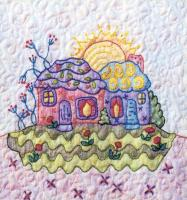 Periwinkle Lane BOM - Block 4 Embroidery Pattern BCC-PL04