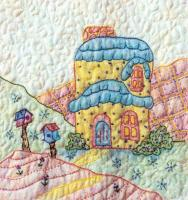 Periwinkle Lane BOM - Block 5 Embroidery Pattern BCC-PL05