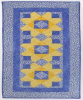 Party of Three Table Runner Pattern  BGQ-0606
