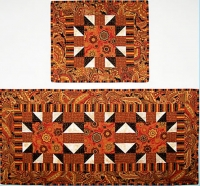 Table Splendor Placemats & Table Runner Pattern BHD-201