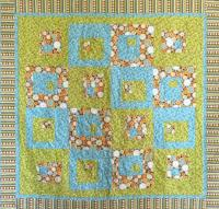 Boxes! Quilt Pattern BL2-105
