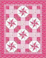 You're Berry Sweet Quilt Pattern BL2-109