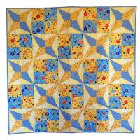 Fly away to Dreamland Quilt Pattern BL2-137