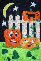 Pumpkin Love Quilt Pattern BS2-213