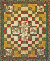 Golden Treasures Quilt Pattern BS2-215