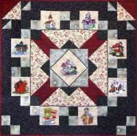 Circle of Fun Quilt Pattern BS2-230