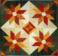 Aspen in Bloom Quilt Pattern BS2-241